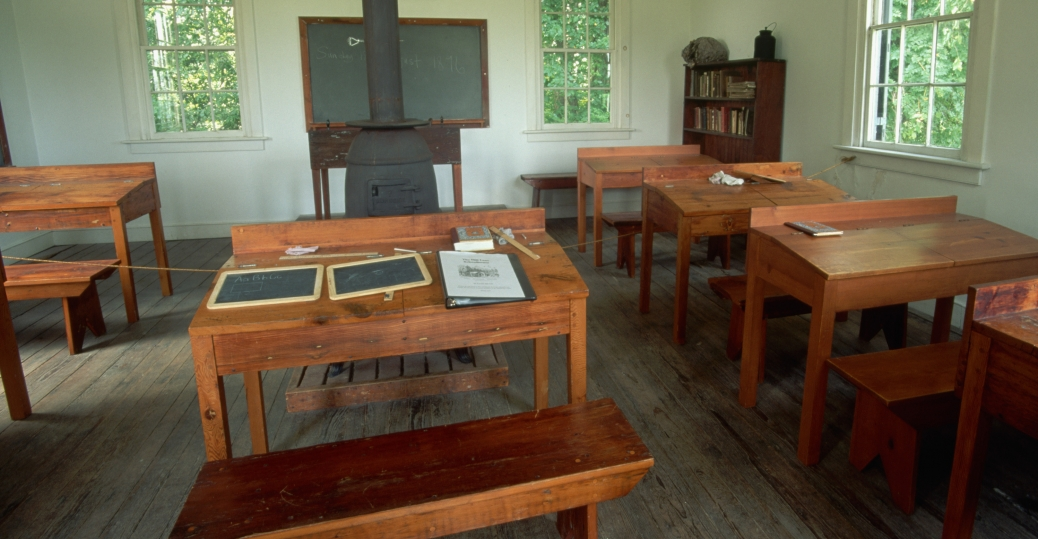 schoolhouse, delaware, agricultural museum