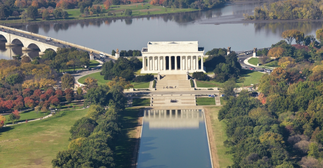 monument, 16th president, lincoln memorial, the national mall, henry bacon, abraham lincoln, washington d.c., district of columbia