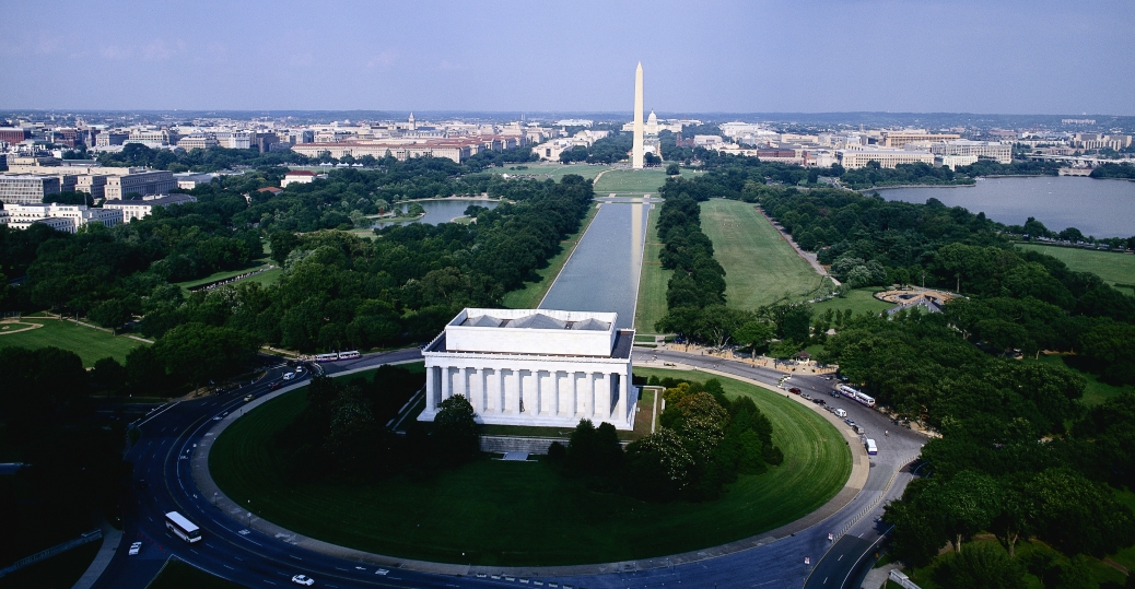 lincoln memorial, reflecting pool, washington monument, washington d.c., district of columbia, memorial, monument