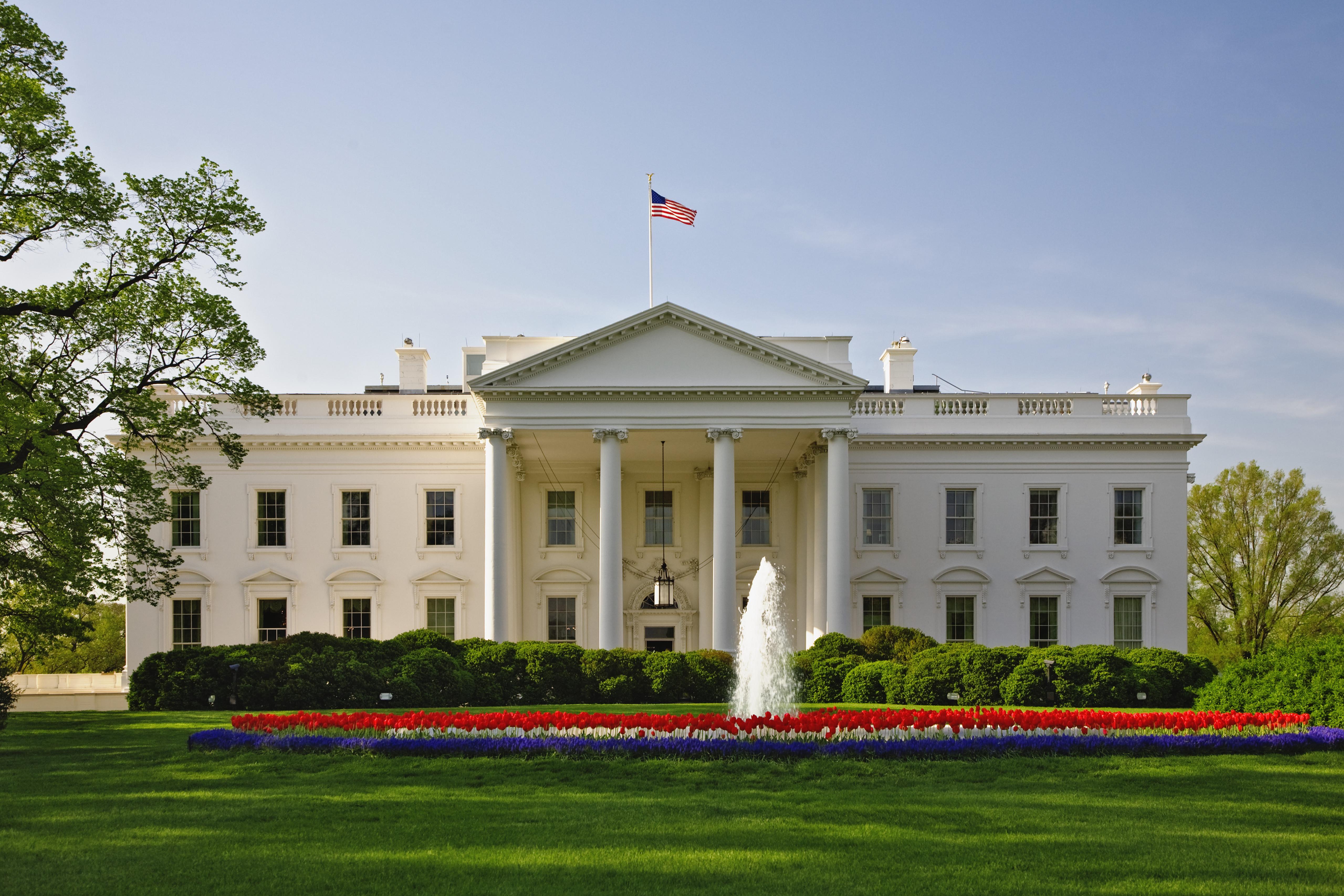 the white house 4 District of Columbia Washington