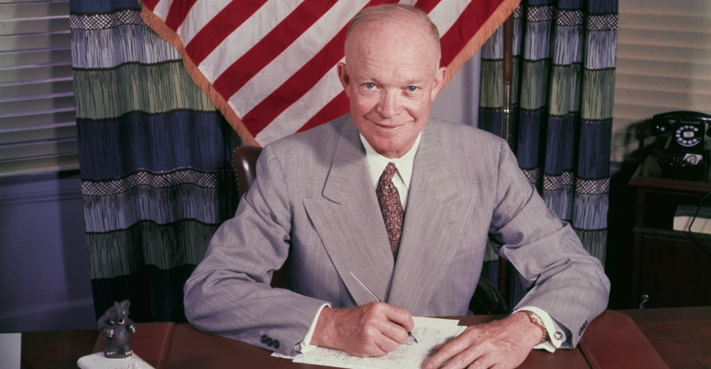 dwight d eisenhower, october 14 1890, denison, texas