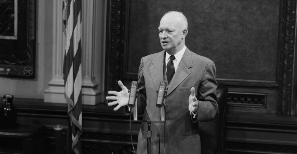 september 1955, eisenhower, heart attack