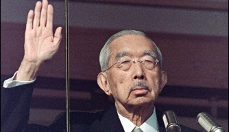 Emperor Hirohito, World War II, Japan