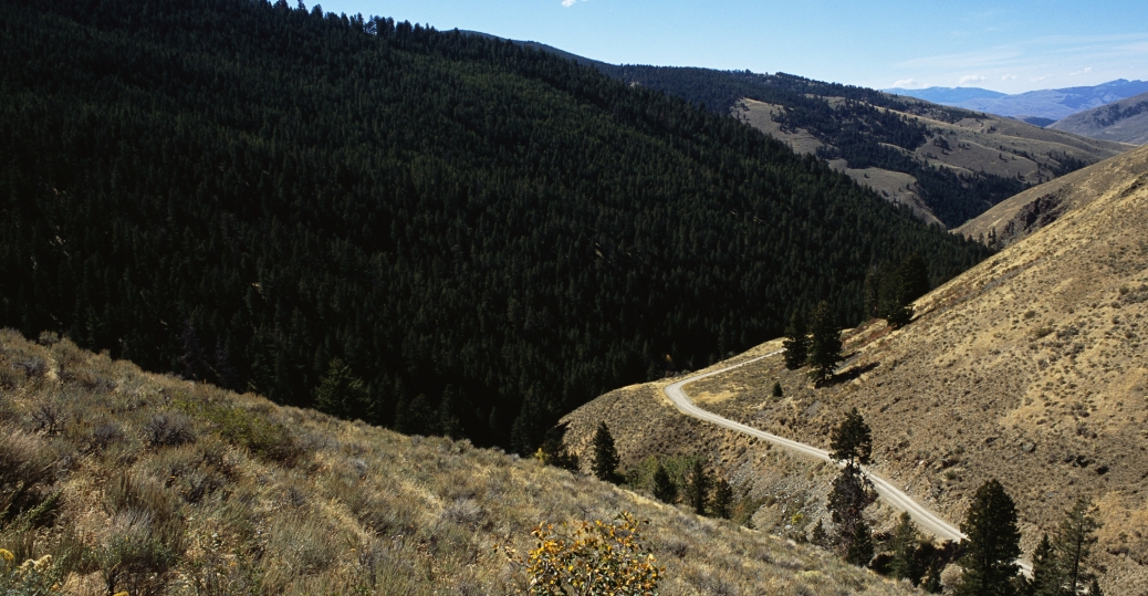 lemhi pass, lewis and clark, national backcountry byway, adventure road, idaho