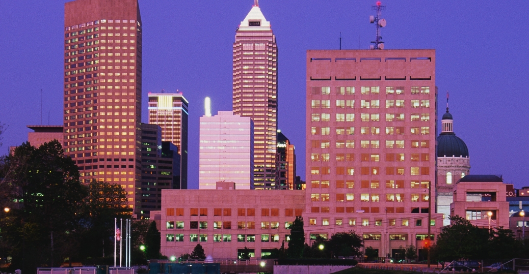 indianapolis, capital of indiana, indiana, marion county