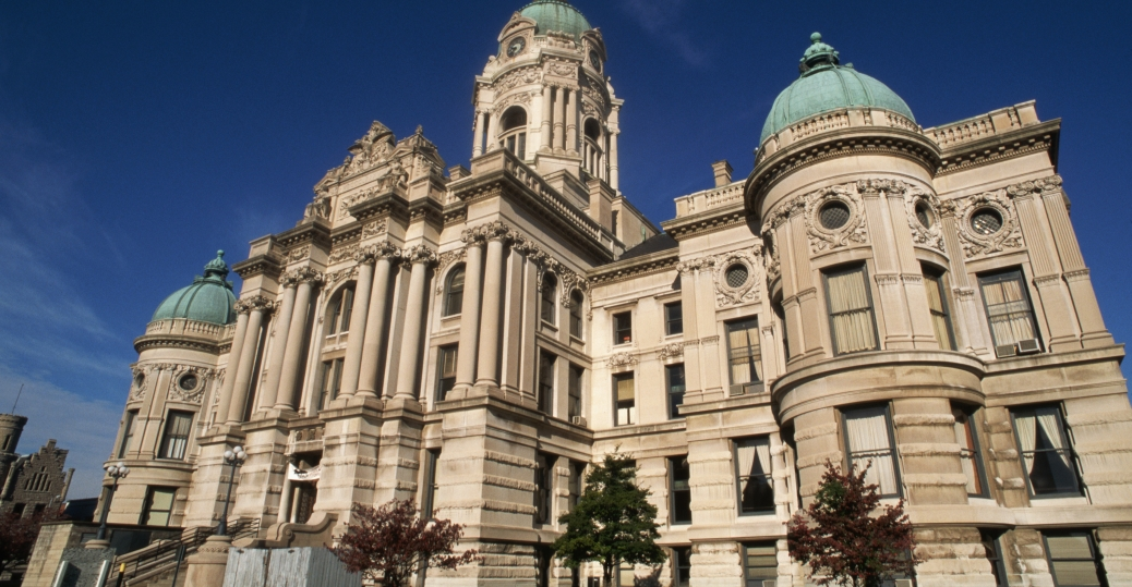 old vanderburgh county, courthouse, old courthouse, vanderburgh county government, evansville, indiana