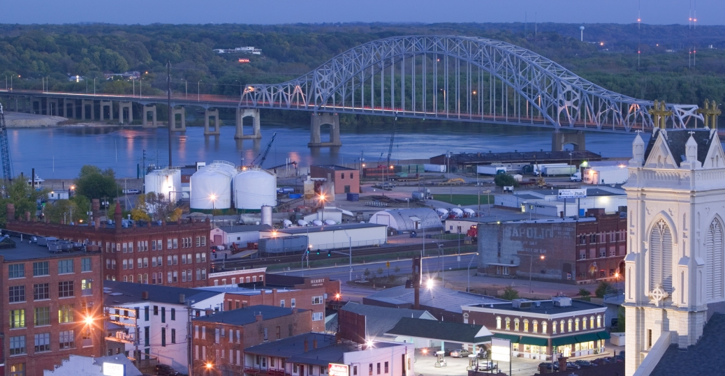 dubuque, iowa, mississippi river, dubuque county, city