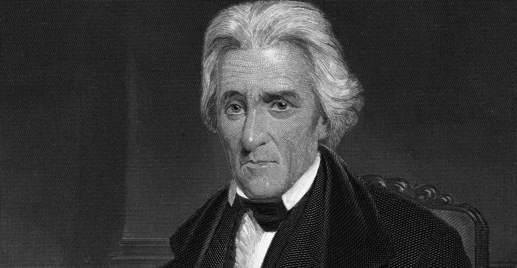 andrew jackson, slave owner, native americans, mexicans, persecution