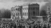 jacksonian democracy, american politics, common man, andrew jackson, president, inauguration