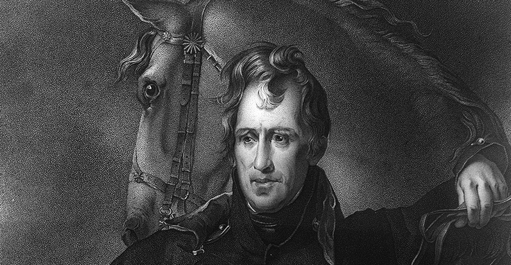 new orleans, national hero, leadership, andrew jackson, president andrew jackson
