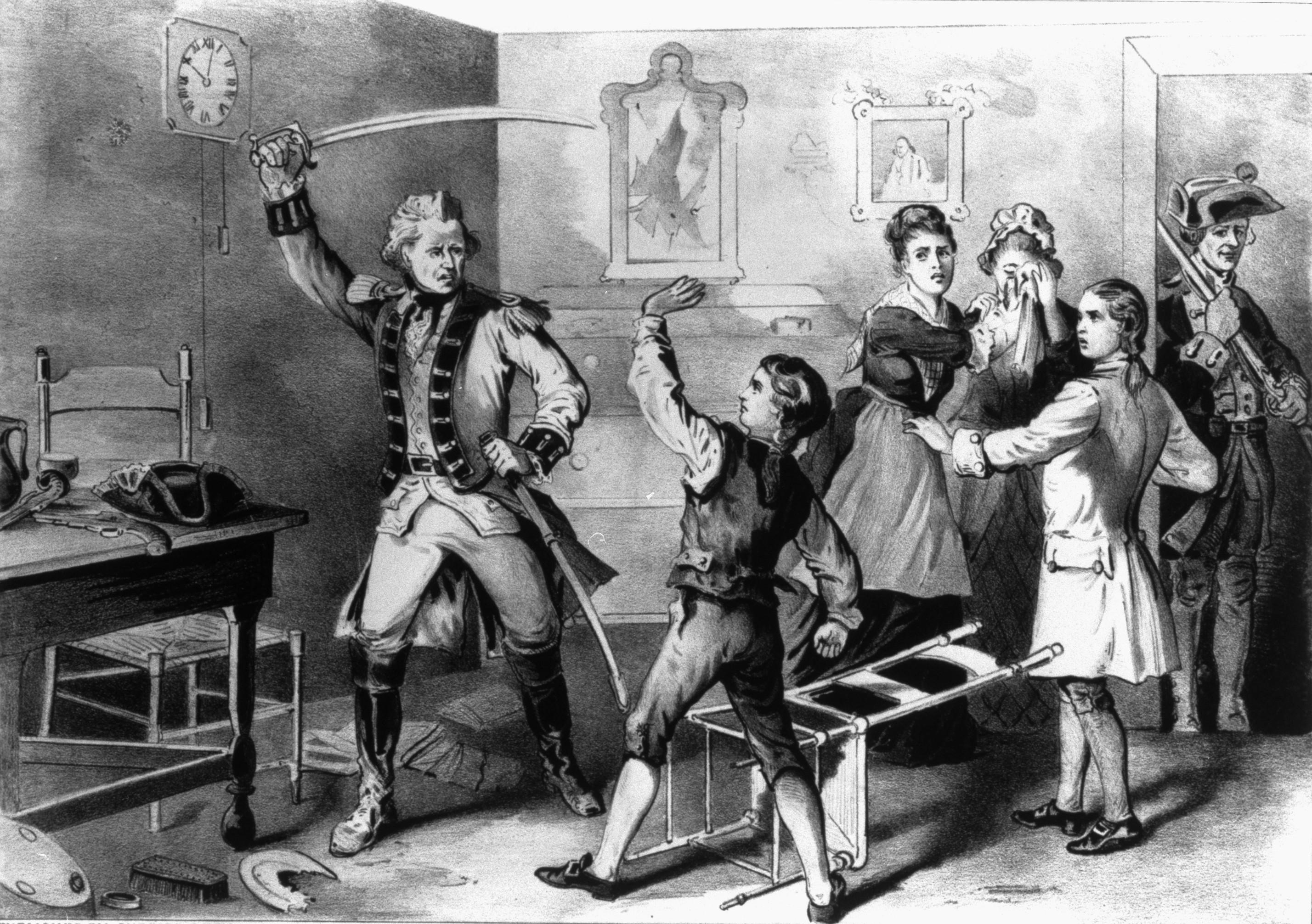 General Andrew Jackson Apush Jackson Revolution