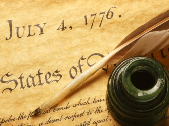 an introduction to the history of thomas jefferson the author of the declaration of independence The declaration of independence, written by thomas jefferson and adopted by the second continental congress, states the reasons the british colonies of north america.