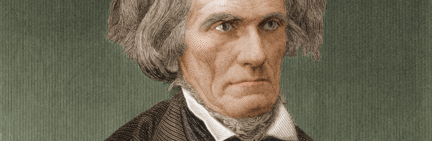 john c calhoun the other Nevertheless, president john quincy adams approved the bill on may 19, 1828, helping to seal his loss to andrew jackson in the 1828 presidential election later that year in response to the tariff, vice president john c calhoun of south carolina anonymously penned the south carolina exposition and protest, articulating the doctrine of nullification.