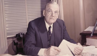 Secretary of State John Foster Dulles