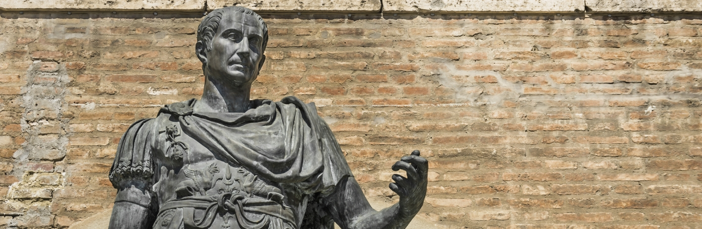an analysis of the gallic wars a collection of essays by julius caesar The presence of omens and prophecies in julius caesar lends an air caesar's own gallic wars analysis just preceding his death, caesar refuses.