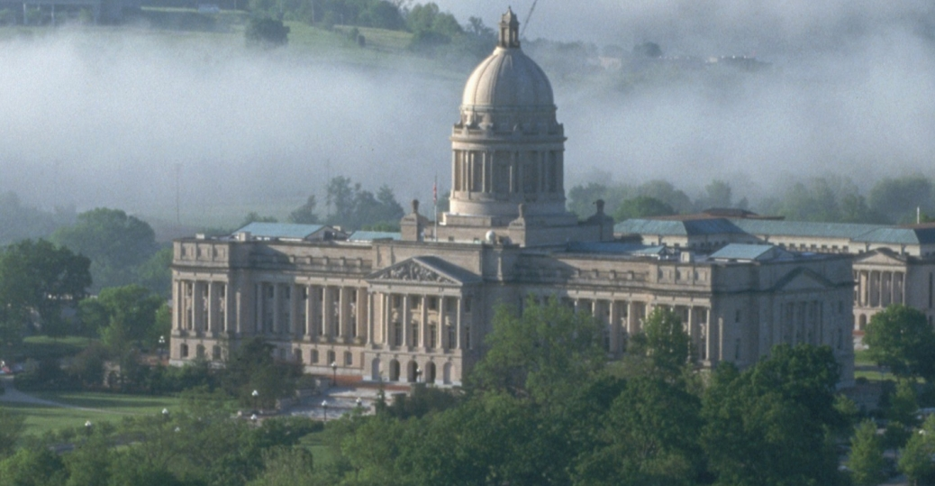capitol building, frankfort, kentucky