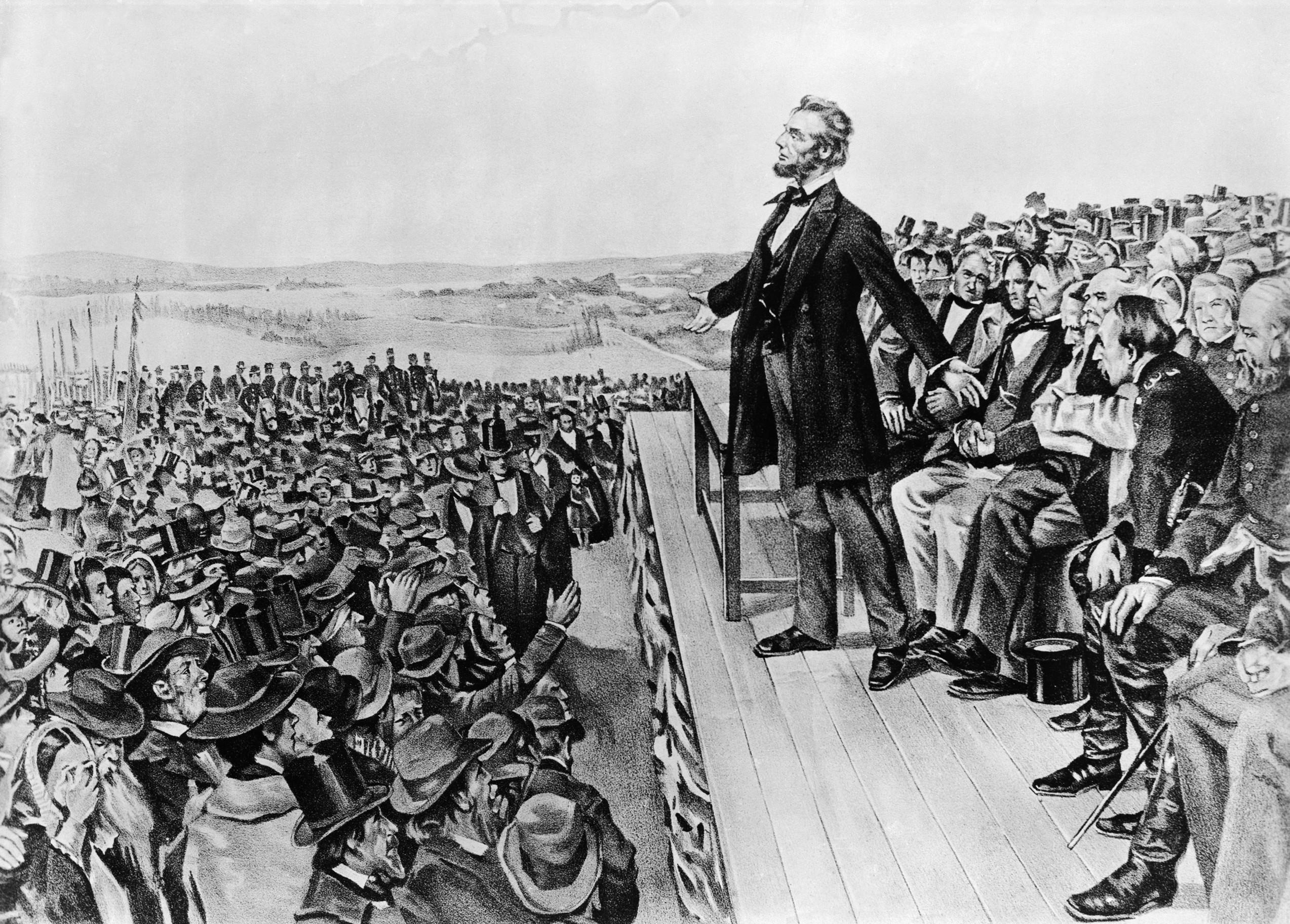 Mencken and More on Lincoln's Speech | B'Man's Revolt