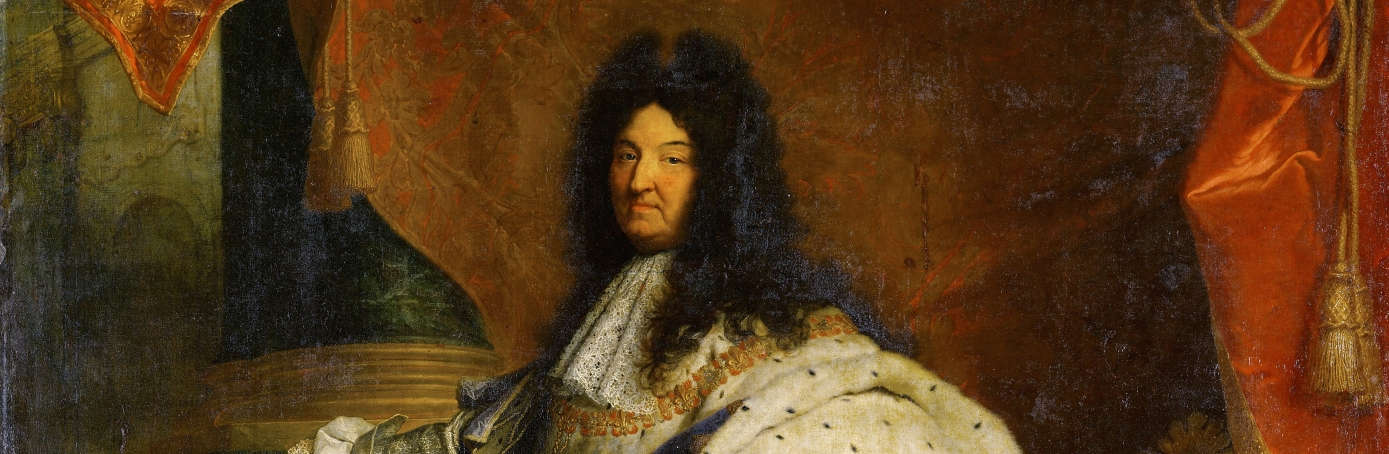 When Did Regent Louis Xiv Die