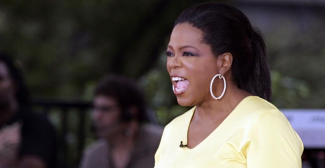 oprah winfrey, kosciusko, mississippi