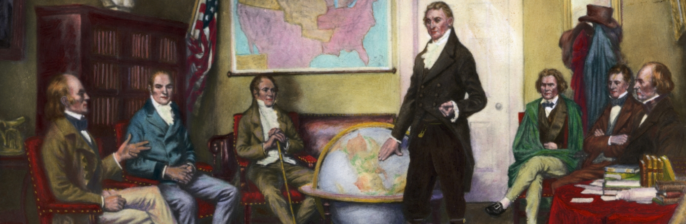 monroe doctrine facts summary com monroe doctrine