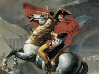 an overview of the rise and fall of napoleon bonaparte Napoleon's ghost napoleonic memory and popular culture in early america of napoleon bonaparte americans watched the rise and fall of napoleon with interest.