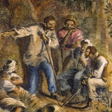 Nat Turner, American slave leader, Black History
