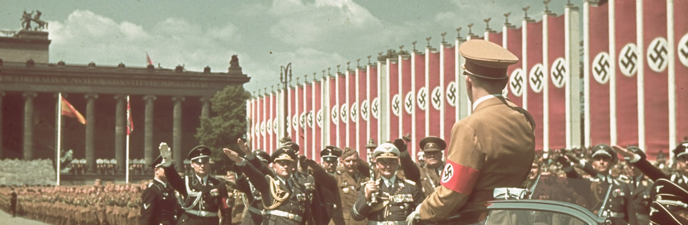 an analysis of how the nazi party became the largest party in reichstag