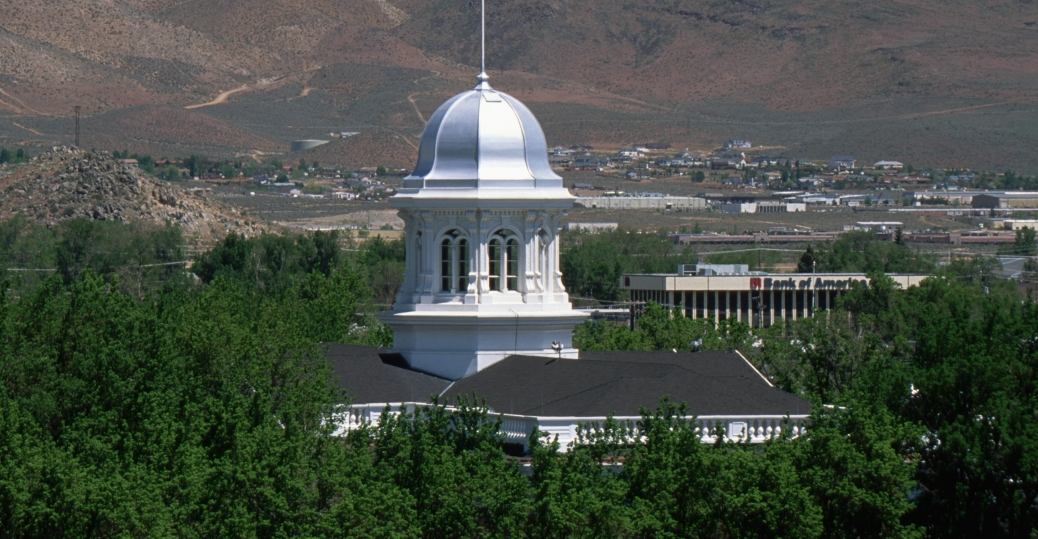 carson city, nevada, state capital