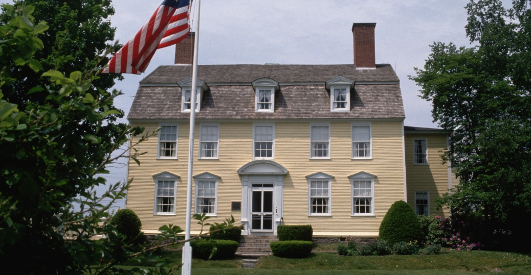 john paul jones, john paul jones house, portsmouth, new hampshire