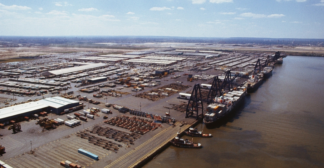 elizabeth, new jersey, largest seaport