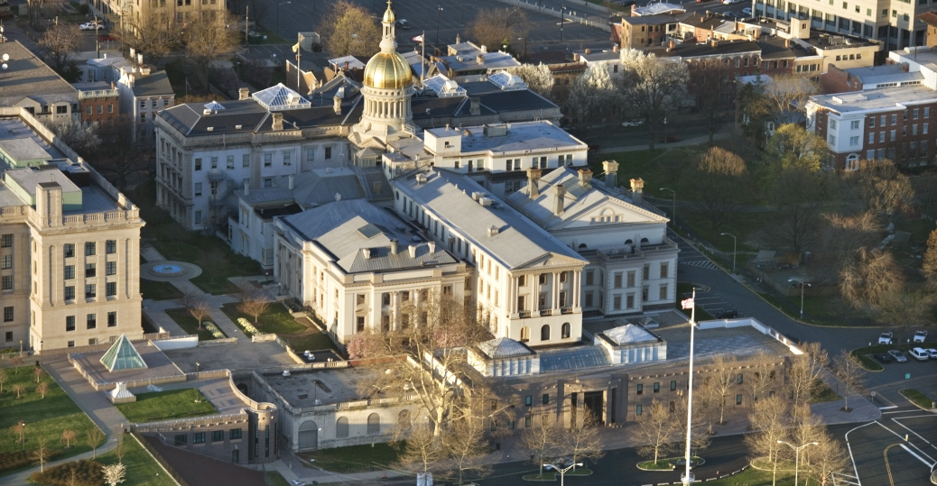 new jersey, state capital, trenton