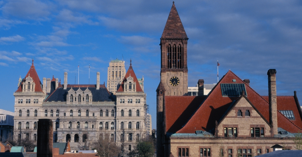 albany, city hall, state capitol building, new york , capitol