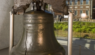 Why is the Liberty Bell cracked?
