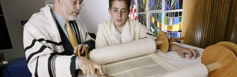 Reading from the Torah on Rosh Hashanah
