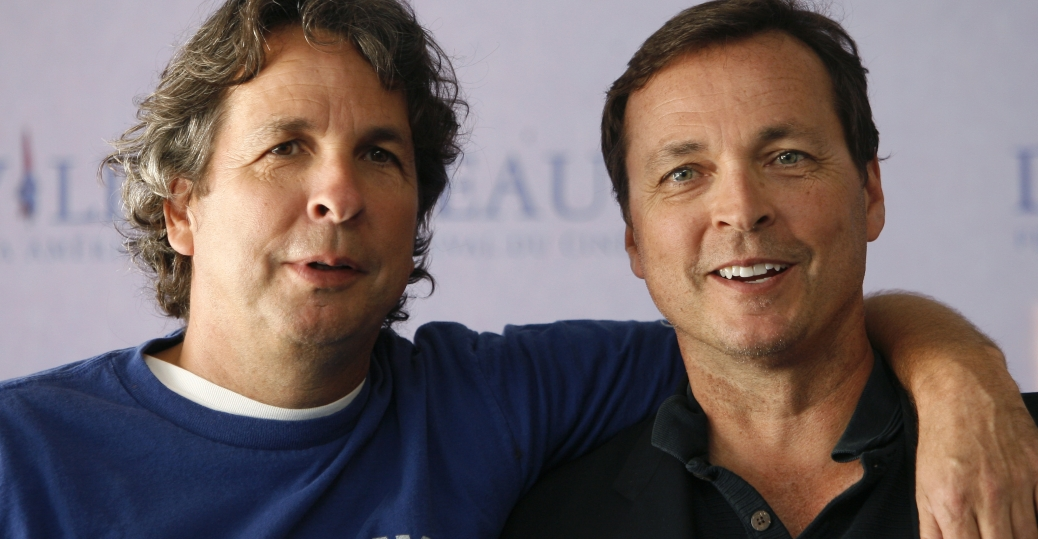 peter farrelly, bobby farrelly, rhode island, the farrelly brothers, filmmakers