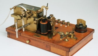Morse Code and the Telegraph