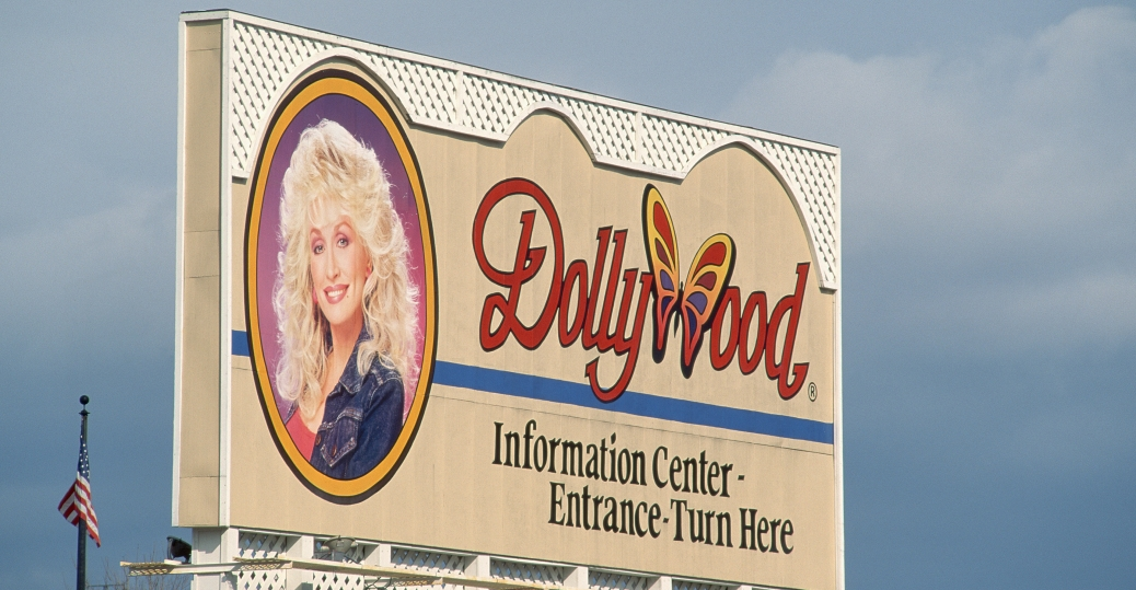 dollywood, amusement park, dolly parton, pigeon forge, tennessee