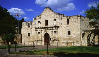Cleaning of Alamo Reveals Historic Graffiti