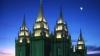 mormon church, mormon temple, salt lake city, utah, capital, church of jesus christ of latter day saints