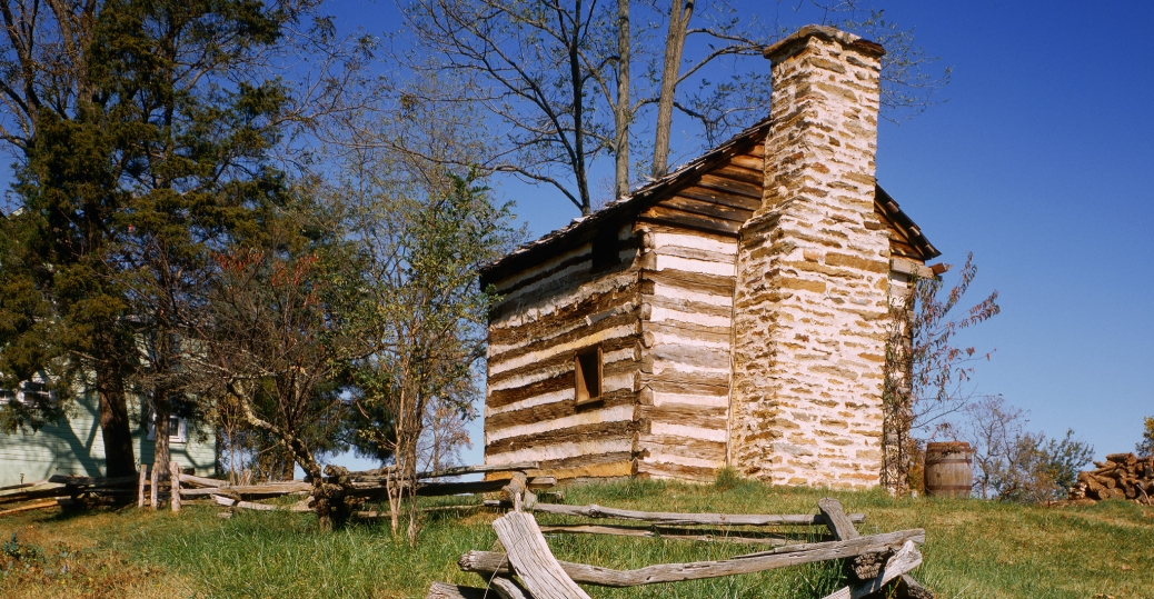 booker t washington, cabin, national monument, hardy, franklin county, virginia