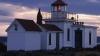 west point lighthouse, discovery park, seattle, washington