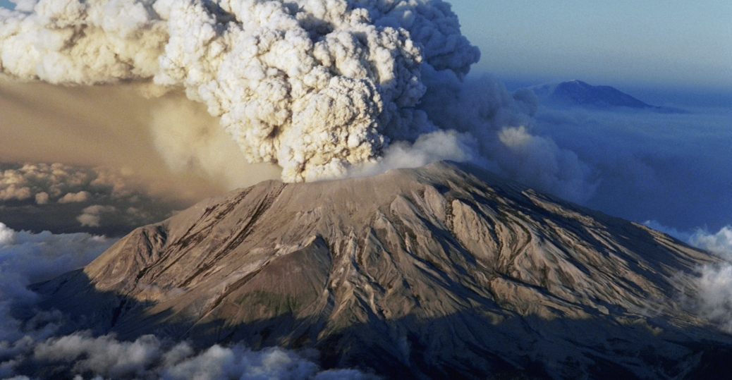 a history of volcanic eruptions of mount st helens Mt st helens: collection of photos with descriptive history about the mount st helens 1980 volcanic blast see how the volcano looks in 2017.