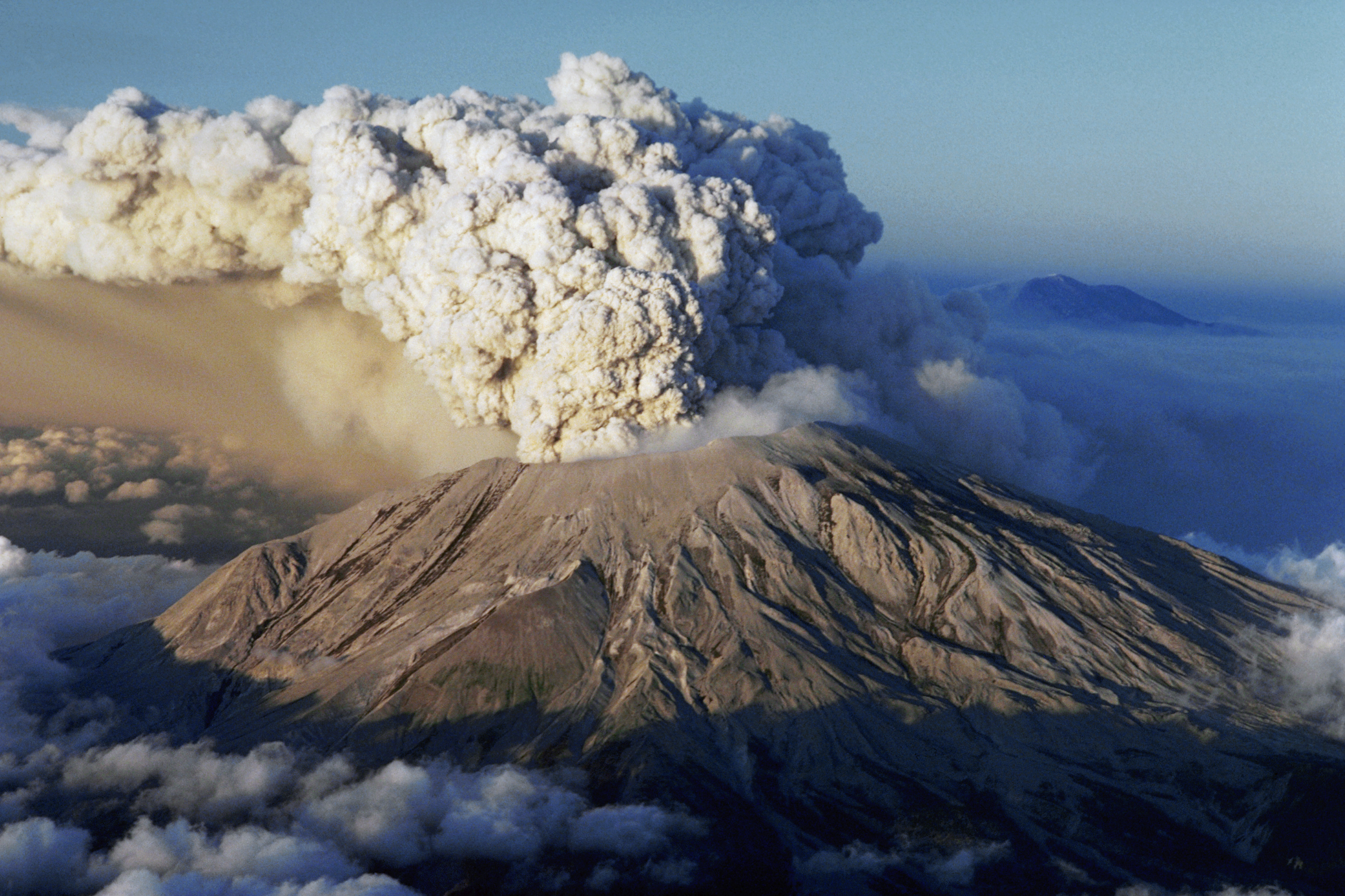 1980 eruption of mount st helens washington pictures washington history