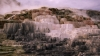 yellowstone park, minerals, wyoming, rocks