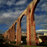 The Aqueduct of Queretaro