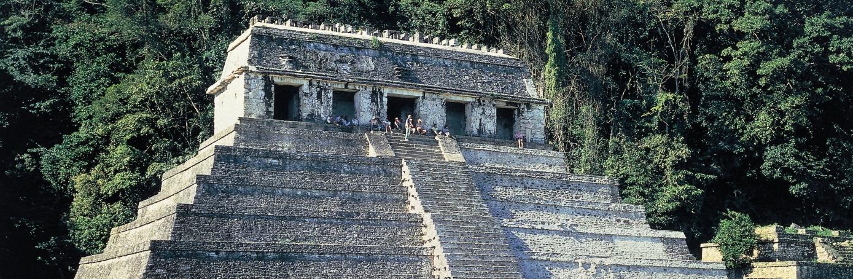 Chiapas temple