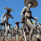 Holy Week Ritual of Cora Indians in Mexico