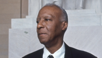 A Philip Randolph in DC