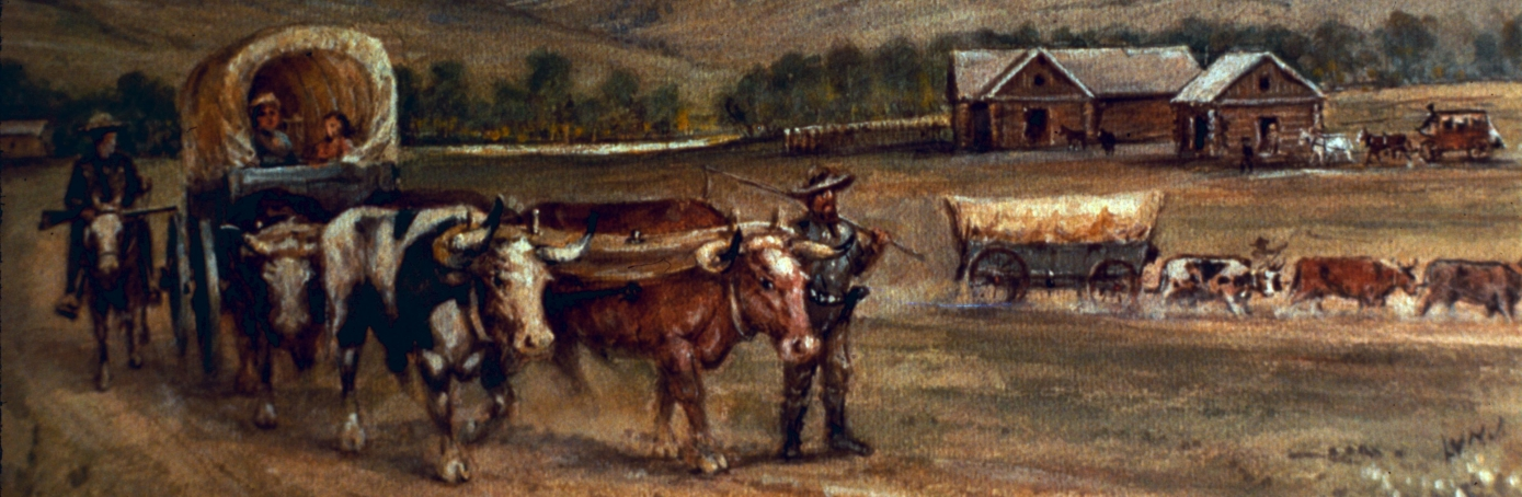 Civil War-era painting