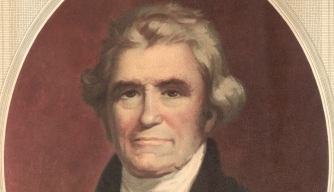 Chief Justice John Marshall portrait